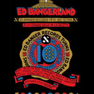 Breakbot - Live @ Ed Banger Rec 10 Years Party (Paris) - 01.03.2013