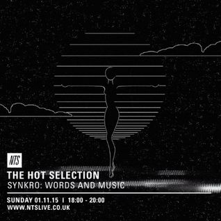 The Hot Selection w/ Synkro - 1st November 2015