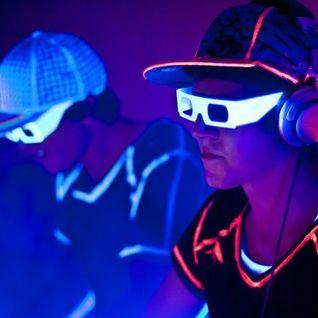 3D Laserkraft live @ TimeWarp 2011