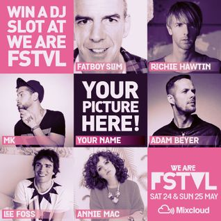We Are FSTVL 2014 DJ Competition - IvaK
