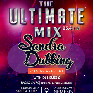 Nemesis - The Ultimate Mix Radio Show (054) 02/02/2016 (Guest Sandra Dubbing)