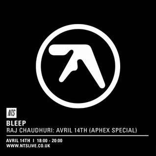 Bleep Avril 14th (Aphex Twin Special) - 14th April 2015