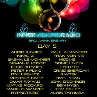 Ben Hysa - Innervisions Radio 3rd Anniversary [24.04.2013]