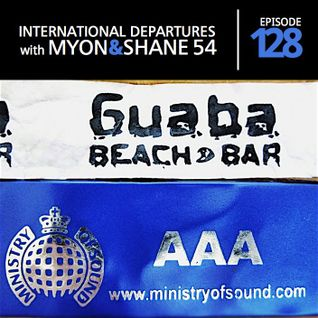 Myon & Shane 54 – International Departures 128 by I ♥ Trance House music