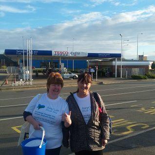 Sharon and Sue's Charity Walk