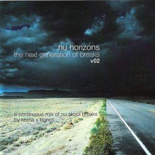 Koma & Bones - Nu Horizons 02