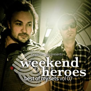 Iboga Radio Show 08 - DJ Zombi (Weekend Heroes)
