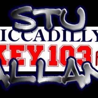 Stu Allan - Key103 - December 4th 1994 - Hardcore Hour Mix