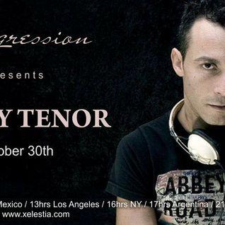 Danny Tenor@Progression (Octubre 2012) [Xelestia Radio]