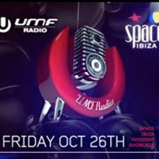 Camilo Franco Space Ibiza Showcase on UMF Radio (SiriusXM Radio and Digitally Imported)