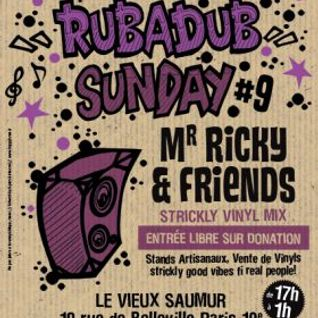 Dreadlockless Sound (Ch) @ Rub a dub sunday 9 _ 02/12/2012