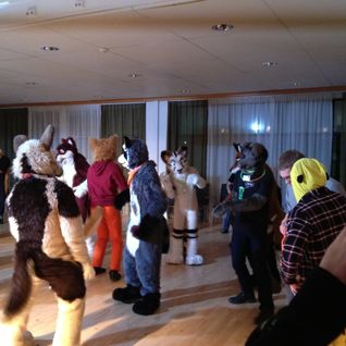 NordicFuzzCon 2013 House Party