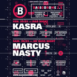Bassodrome Festival 2.5 : D&B Night Mix