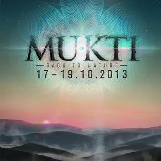 Bruno Cruz Live @ Mukti Gathering Sunrise Set 17-19/10/2013