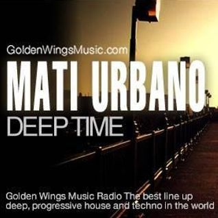 MatiUrbano - DeepTime 003@GWM Radio