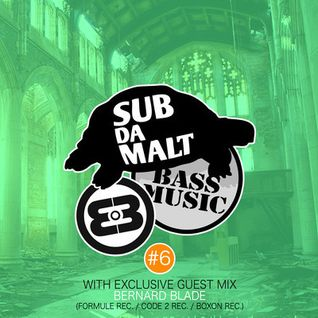 SUBDAMALT Podcast #07 - Dubstep Session - mixed by M. Burns