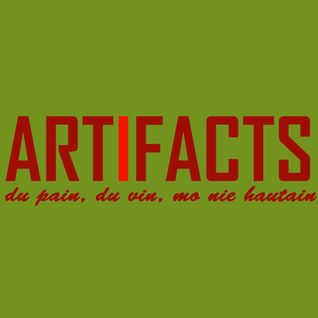 Artifacts - 27 mei 2016