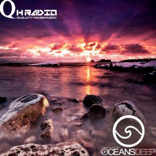 Oceans Deep on QHRadio - Jan. 7, 2012
