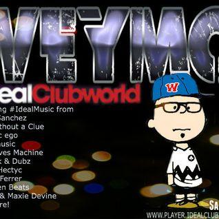 TheWeymo IdealClubWorldRadio 16-01-16