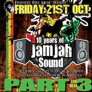 Jam Jah 10 Years Celebration Live (pt3)