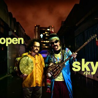 Open Sky #24 | Family Atlantica, Magdy El Hossainy, Cream de Coco, Baba Zula ...