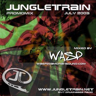 Dj Wasp Jungletrain.net Promo Mix