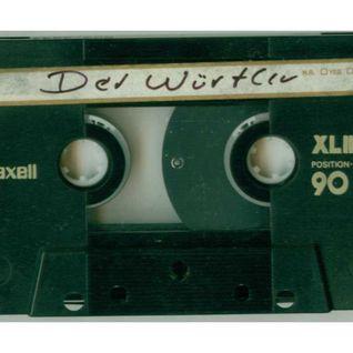 Der Würfler DJ Mix 5.8.1998 Tape Seite A