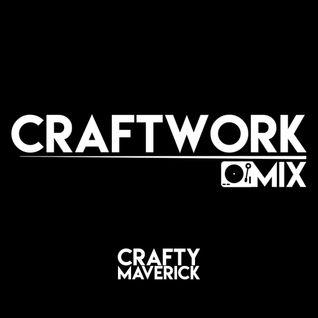 Crafty Mavericks Craftwork mix - Episode 17
