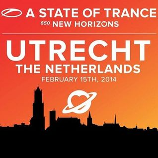 Ian Standerwick - Live @ A State of Trance 650 (Utrecht, Netherlands) - 15.02.2014
