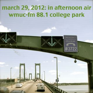 March 29, 2012: In Afternoon Air