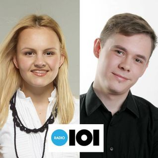 Intervija Radio 101 ar Inesi Pelnēnu un Imantu Auziņu