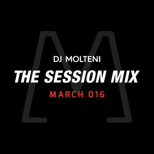 THE SESSION MIX [March 016]