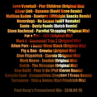 Promo Mix - 2016.04.19.
