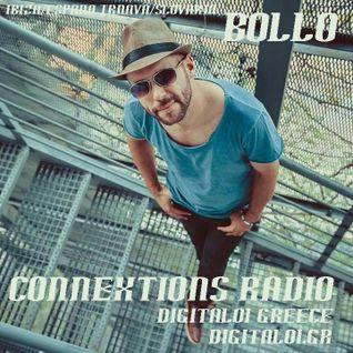 Connextions Radio feat. Bollo (Ibiza) October 2016