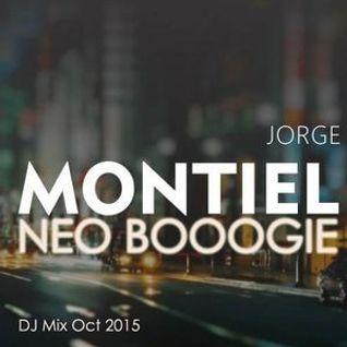 NEO Boogie - Jorge Montiel DJ mix
