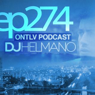 ONTLV PODCAST - Trance From Tel-Aviv - Episode 274 - Mixed By DJ Helmano