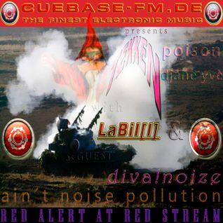 LaBil[l]: TEKKEN@CUEBASE-FM.DE - LaBil[l]...ain´t noise pollution (18. Okt. 2012)