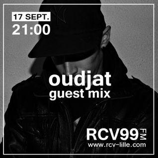 Ruffcast #16 - Oudjat Guest Mix x DJ Grrr / 17-09-16 / RCV99FM
