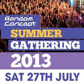 Random Concept Summer Gathering 2013 Mix