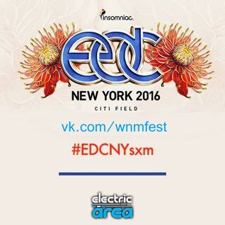 Adventure Club - Electric Daisy Carnival New York 2016