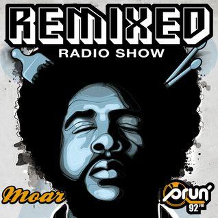 Remixed Radio Show #38 • Last of the 1st Season !