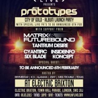 Matrix & Futurebound (Viper Recordings) @ Electric Brixton Promo Mix January 2015 (26.01.2015)