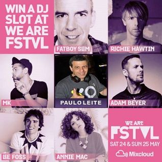 We Are FSTVL 2014 DJ Competition - Dj Paulo Leite