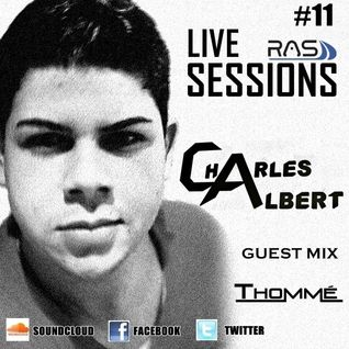 Live Sessions #11 (Guest Mix Thommé)
