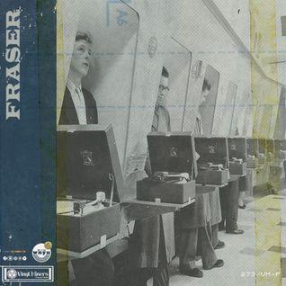 Fraser's Vinyl Miners Mix for Lions Milk Radio NYC