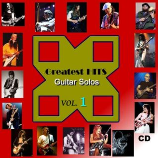 VA - Greatest HITS. Guitar Solos CD 1