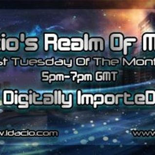 Idacio's Realm Of Music - Vlad-A Guest Mix