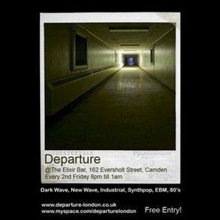 stroblightprayer 04 @ departure 2011