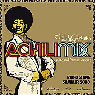 Achilimix para Radio 3 · Agosto 2008