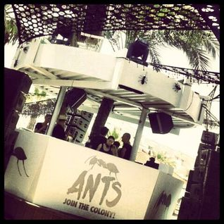 MAAYAN NIDAM / Live broadcast from Ants at Ushuaia / 22.06.2013 / Ibiza Sonica